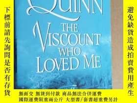 二手書博民逛書店The罕見Viscount Who Loved MeY85718