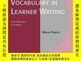 二手書博民逛書店Academic罕見Vocabulary In Learner Writing-學習者寫作中的學術詞匯Y436