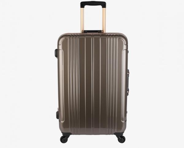 COSSACK  SPACE 銀河系列 多色 亮面 PC 靜音輪 鋁框 旅行箱 27吋 行李箱 2036