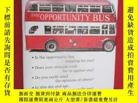 二手書博民逛書店The罕見Opportunity Bus: How to Sei
