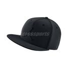 Nike 帽子 Jordan 5 Retro Snapback 黑 深灰 反光 喬丹 棒球帽 男女款 【PUMP306】 801773-010