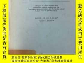 二手書博民逛書店英文書罕見commonwealth arbitration reports volume 143 聯邦仲裁報告 1