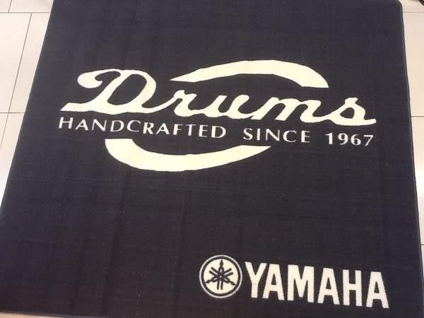 【金聲樂器廣場】全新 YAMAHA 地墊 電子鼓專用地墊 / 地毯 電子鼓止滑 防震頻