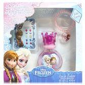 Disney Frozen 冰雪奇緣淡香水禮盒 (淡香水30ml+飾品2件組)