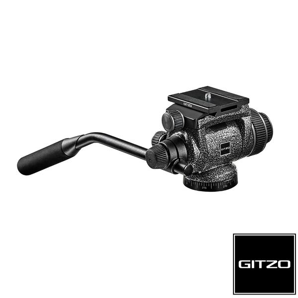 Gitzo GHF2W 雙向小型油壓雲台 液壓 阻尼 賞鳥 錄影 正成公司貨