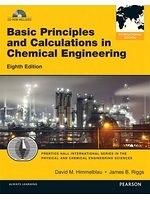 二手書Basic Principles and Calculations in Chemical Engineering. David M. Himmelblau, James B. Riggs R2Y 0132835568