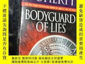 二手書博民逛書店BODYGUARD罕見OF LIES 保鏢的謊言Y12498