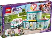 【LEGO樂高】FRIENDS 心城湖醫院 #41394