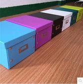 中號有蓋dvd整理箱儲物盒Lhh225【潘小丫女鞋】