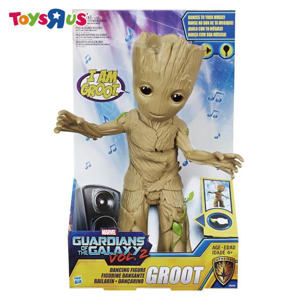 玩具反斗城 漫威 星際異攻隊 電子聲控舞蹈小格魯特