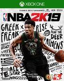 X1 NBA 2K19(美版代購)