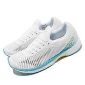 Mizuno 慢跑鞋 Duel Sonic 白 藍 女鞋 襪套式 運動鞋 【ACS】 U1GD2035-42