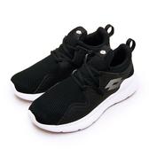 LIKA夢 LOTTO 輕量微厚底襪套式慢跑鞋 DAY RIDE系列 黑白 0700 女