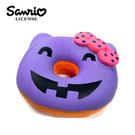 紫色款【日本進口】凱蒂貓 Hello Kitty 雙色 甜甜圈 捏捏吊飾 吊飾 捏捏樂 軟軟 squishy 三麗鷗 - 621030