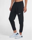 NIKE服飾系列-Essential 男款黑色梭織跑步運動褲-NO.BV4834010