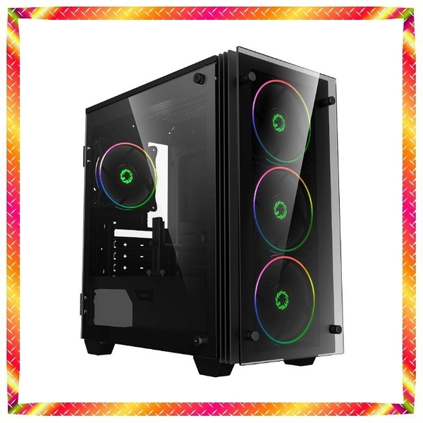 微星十代水冷 i5-10600KF 處理器 GTX1650 SUPER顯示 美光P5 M.2 PCIE固態