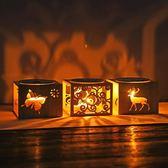 竹木香薰燈蠟燭精油爐機沉檀香氛燈ig助睡眠浪漫臥室七夕禮物