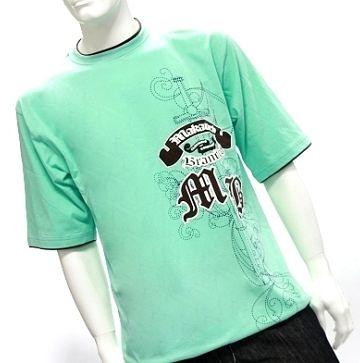 『摩達客』美國進口品牌 【Makaveli】Poetic Justice 綠色T 恤(1048029003)