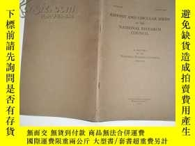 二手書博民逛書店National罕見Research Council Repri