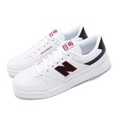 New Balance 休閒鞋 CT20 白 黑 男鞋 女鞋 運動鞋 復古慢跑鞋 【ACS】 CT20CBRD
