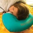 【Sea to Summit 】澳洲 20D 充氣枕 加大版《水藍》STSAPILUL
