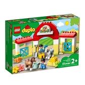 10951【LEGO 樂高積木】Duplo 得寶幼兒系列 - 馬廄 & 小馬照護站