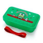 日本大眼蛙便當盒保鮮盒綠417764通販屋