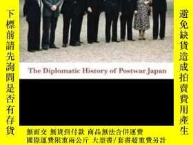 二手書博民逛書店The罕見Diplomatic History Of Postwar Japan-戰後日本外交史Y436638