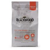 【BLACKWOOD】柏萊富無穀全齡低敏挑嘴配方鮭魚+豌豆-30磅