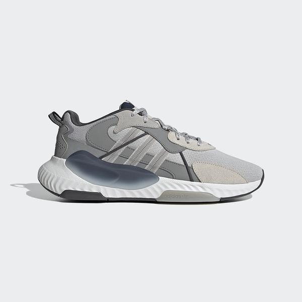Adidas Hi-tail [H05766] 男鞋 運動 休閒 經典 柔軟 避震 透氣 老爹 復古 穿搭 愛迪達 灰