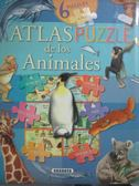 【書寶二手書T1/原文小說_XFB】Atlas puzzle de los animales_Susaeta Publishing, Inc.