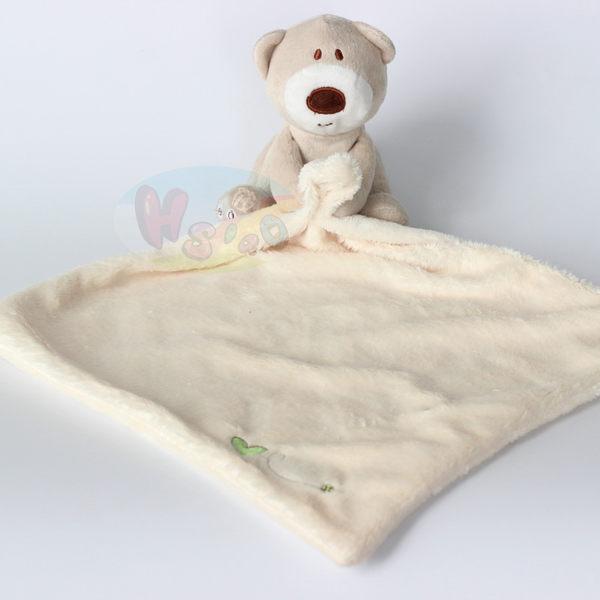 【網特生活】小狗嬰兒玩具安撫巾 方巾幼兒口水巾新生兒.