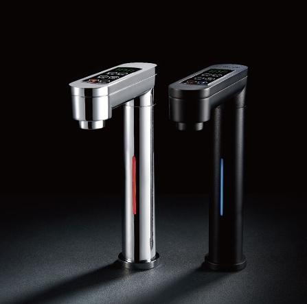 宮黛GD-600 櫥下觸控式溫熱二溫飲水機/熱飲機(科技銀/時尚黑)龍頭雙色可選+贈3M淨水系統