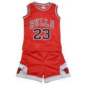 背心短褲寶寶籃球衣服運動套裝