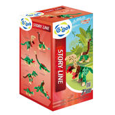 智高2公分積木系列-恐龍世界#7424 新版 智高積木 GIGO 科學玩具 (購潮8)