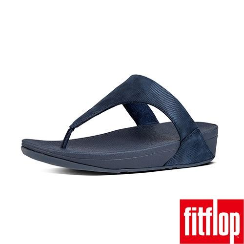 FitFlop TM-SHIMMY TM OPUL TOE-THONG SANDAL-海軍藍