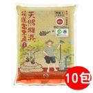 【天賜糧源】有機糙米10包組(2KG/包)