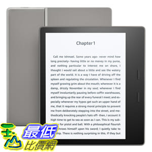 Kindle Oasis E-reader 7吋 High-Resolution (300ppi) Waterproof 8 GB Wi-Fi (國際板 臺灣)九代 防水版 8GB