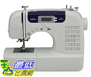 [106 美國直購] Brother cs6000i 桌上型縫紉機 60-Stitch Computerized Sewing Machine with Wide Table