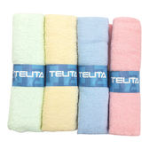 TELITA 精選素色毛巾(4入)【愛買】