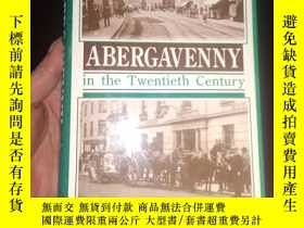 二手書博民逛書店abergavenny罕見in the twentieth ce