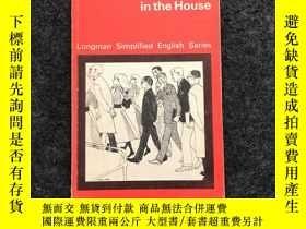 二手書博民逛書店Longman罕見Simplified English Series:Doctor in the HouseY