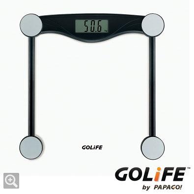 【小樺資訊】PAPAGO GOLiFE Fit Plus藍牙智慧BMI電子體重計)-白