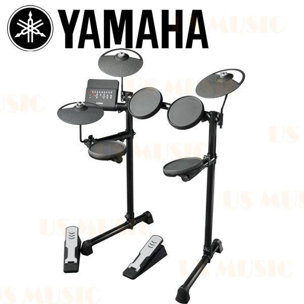 【非凡樂器】YAMAHA山葉電子鼓DTX-400K 簡單輕巧省空間 / 贈鼓椅、鼓棒、耳機 公司貨保固