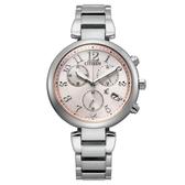 CITIZEN XC優雅光芒廣告款光動能腕錶FB1450-53W