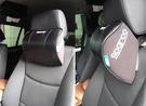 Sparco CORSA 黑色 姿勢調整輔助頸枕 汽車頭枕 靠枕 骨頭頭枕 汽車靠枕 舒適頭枕 護頸 大頸枕