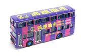 Poco+玩具部 全新 微影 TINY 香港合金車 141 中巴 巴士 利蘭勝利二型 鴻運地產 (19 大坑道)