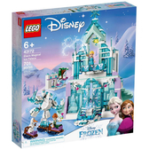 樂高積木 LEGO 2019《 LT43172 》迪士尼公主系列 - Elsa's Magical Ice Palace╭★ JOYBUS玩具百貨