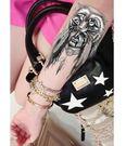 薇嘉雅 印第安 環臂圖案紋身貼紙 AX172-