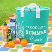 LIFECODE COOLER大容量保冰袋/購物袋(28L)-土耳奇藍